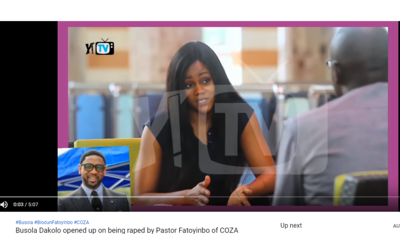 Nigerians And Common Sense Issues: Coza Pastor Rape Allegations With Pst. Shola Jordan Adeoye –