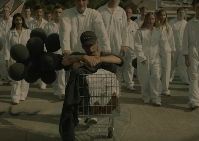 NF: leave me alone new music video