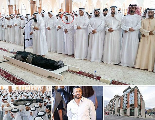 "UAE Emir's, Sheikh Khalid bin Sultan Al Qasimi died! Son found dead in Knightsbridge penthouse 'threw drug-fuelled orgies attended by high-class prostitutes, took meth so sex lasted longer and turned into a ""monster"" after a heavy weekend of partying'- 1"