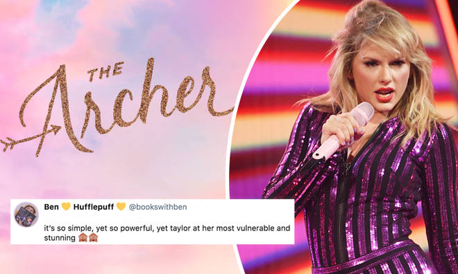 Taylor Swift - The Archer is hereeeeee