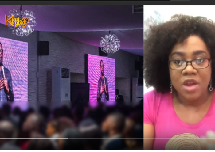 Full Video: Stella Damasus Accuses Biodun Fatoyinbo of Raping Her Friend Of 15 Years