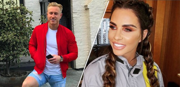 Katie Price Announces Her Engagement To Boyfriend Kris Boyson