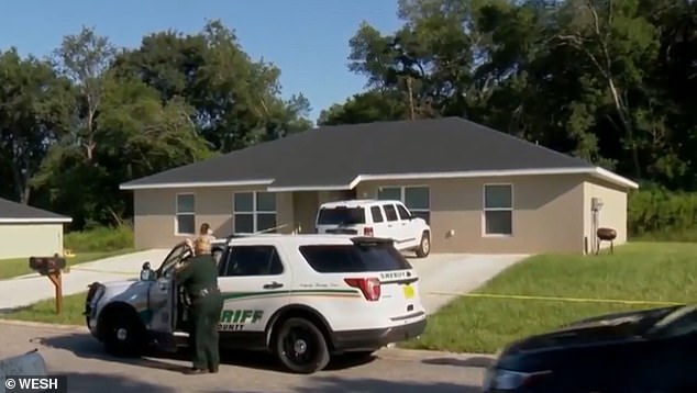 florida man murders girlfriend, calls her dad for advise - (DeAngelo Clark and Kiara had a daughter) - 1