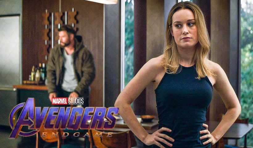 Captain Marvel Was Sidelined How & Why Avengers Endgame Writers To Top Box Office