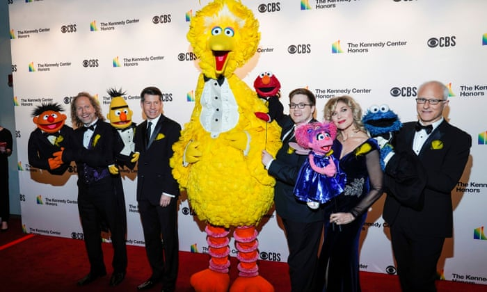 Sesame Street becomes first TV show to be a Kennedy Center honoree