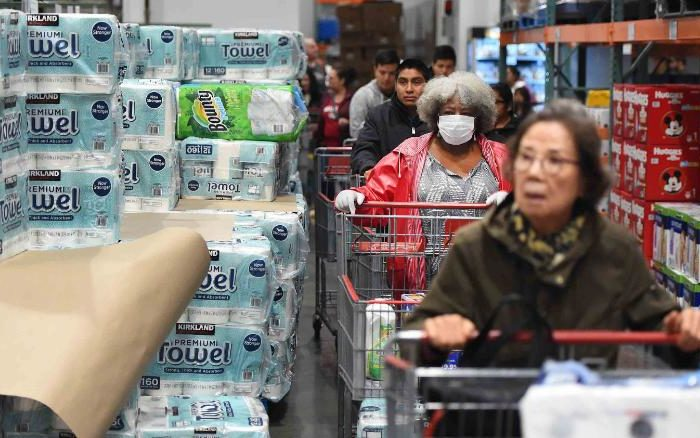Coronavirus COVID-19 Madness Continues As Supermarket Is Forced To Throw Out $35,000 Of Fresh Food-2