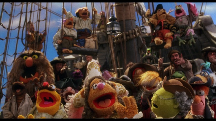 Muppets Treasure Island - Covid-19 Movie 2020